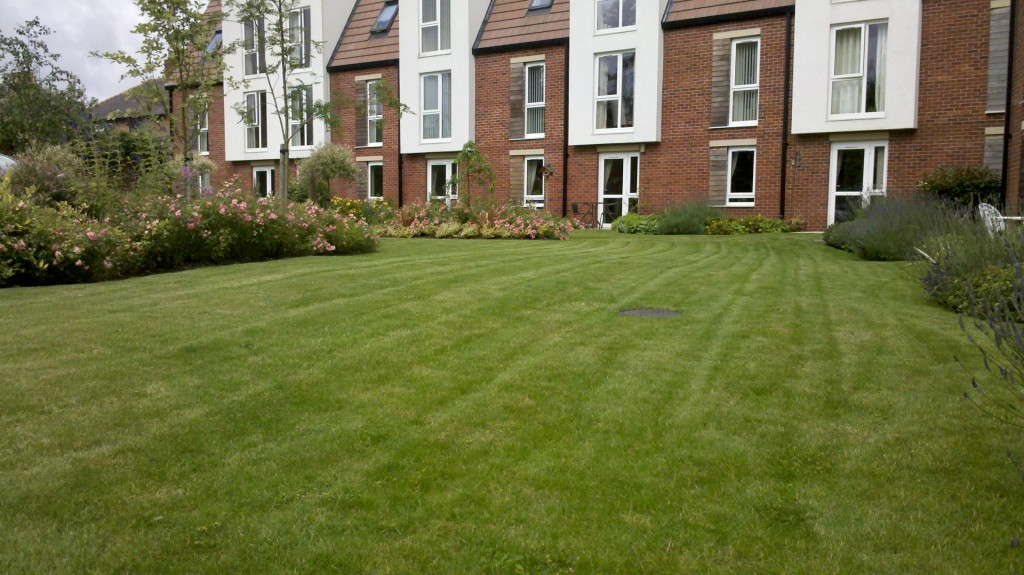 lawn mowing and gardening nottingham