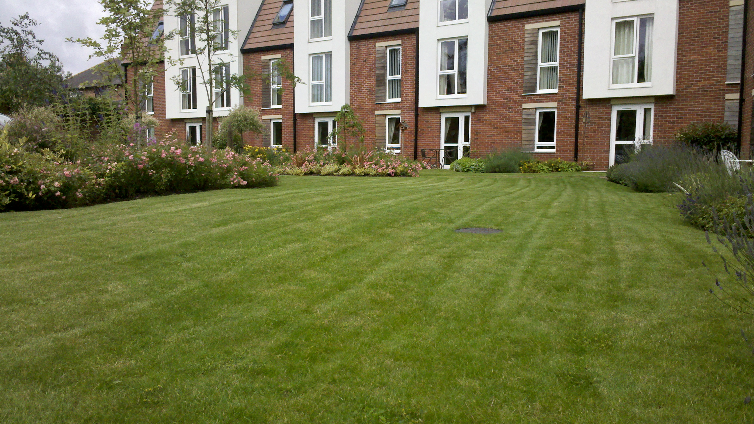 Lawn Mowing Lawn Treatments Nottingham Oxton Southwell Providin